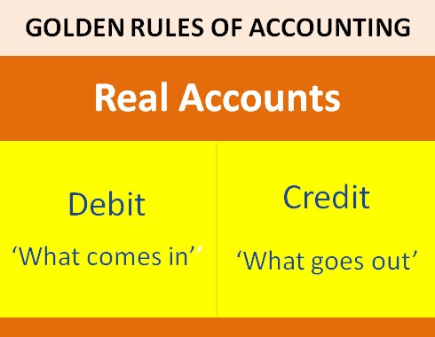 golden rules real account